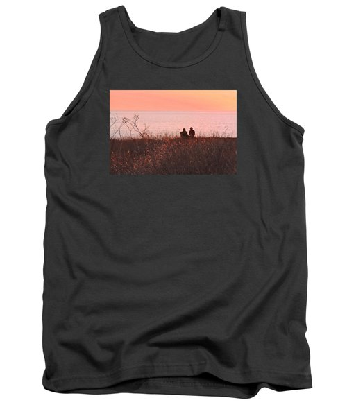 Sharing Tranquility Tank Top