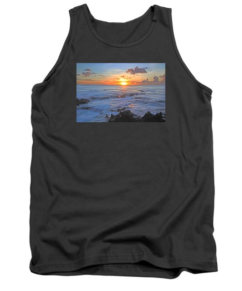 Sharks Cove Tank Top by James Roemmling
