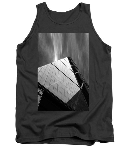 Sharp Angles Tank Top by Martin Newman