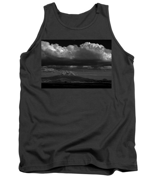 Tank Top featuring the photograph Shasta On July 17 by John Norman Stewart