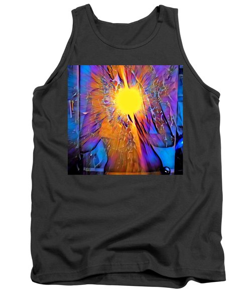 Shattering Perceptions   Tank Top