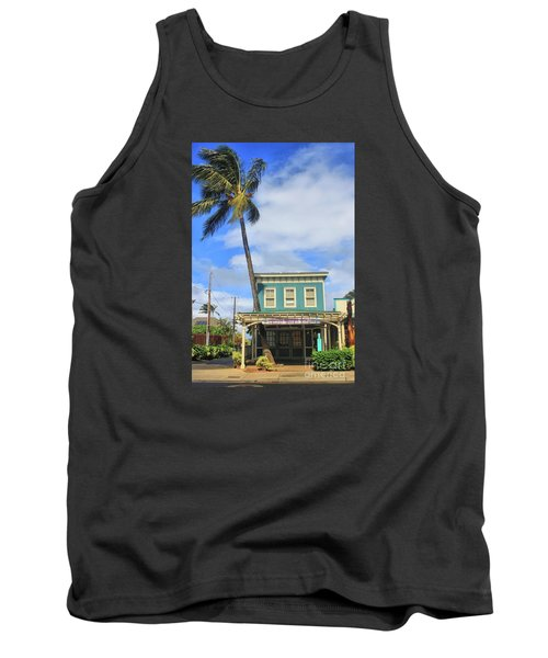 Tank Top featuring the photograph Shave Ice by DJ Florek