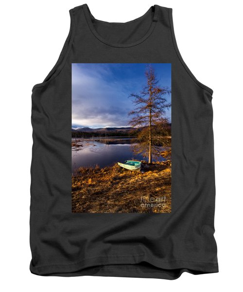 Shaw Pond Sunrise Tank Top