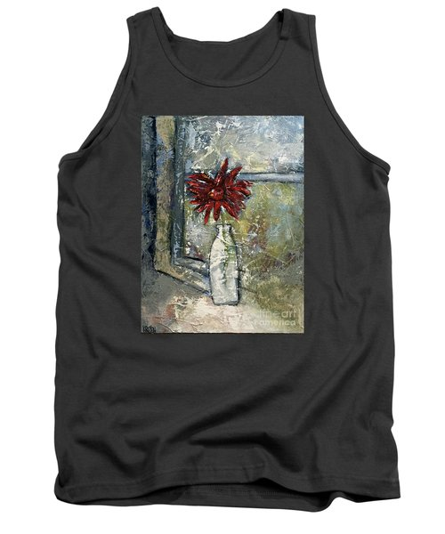 She Soaked In The Sun Tank Top by Kirsten Reed