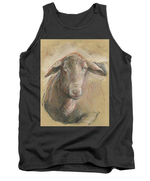 Sheep Head Tank Top