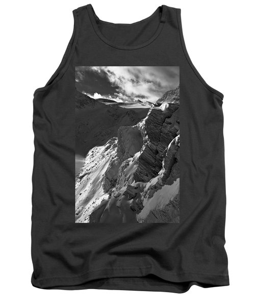 Sheer Alps Tank Top