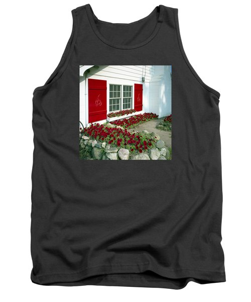 Shelby Flowers Tank Top