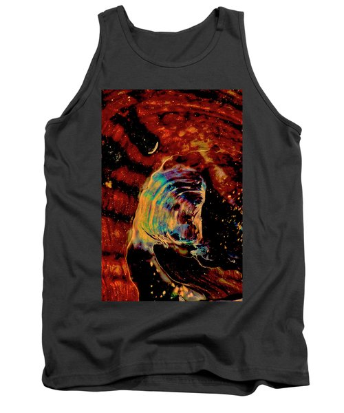 Shell Space Tank Top