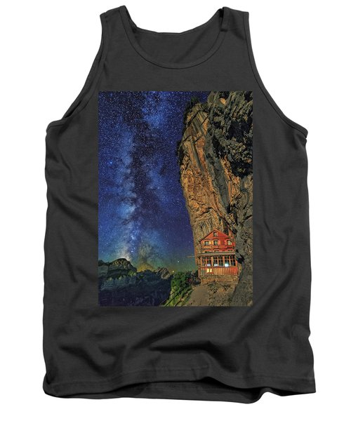 Sheltered From The Vastness Tank Top