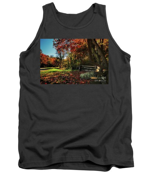 Shenandoah Fall Tank Top