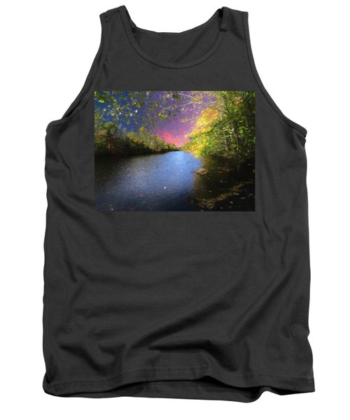 Shetucket River Ct. Tank Top