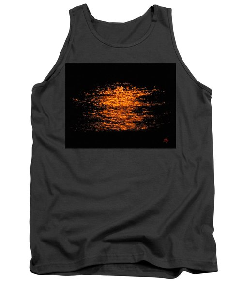Tank Top featuring the photograph Shimmer by Linda Hollis