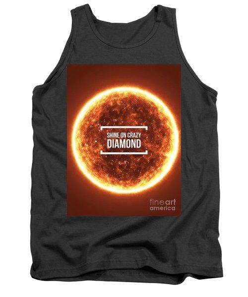 Shine On Crazy Diamond Tank Top