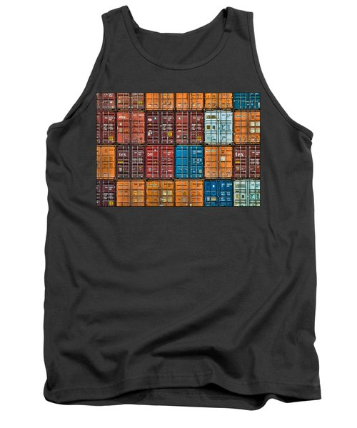 Shipping Containers Tank Top