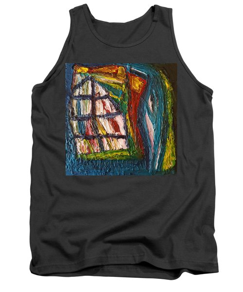 Shipwrecked Tank Top by Darrell Black