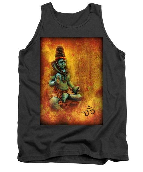 Shiva Hindu God Tank Top