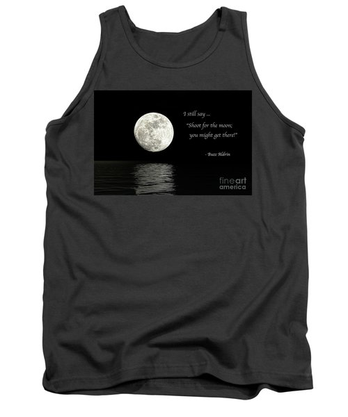 Shoot For The Moon Tank Top