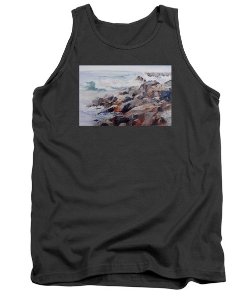 Shore's Rocky Tank Top by P Anthony Visco