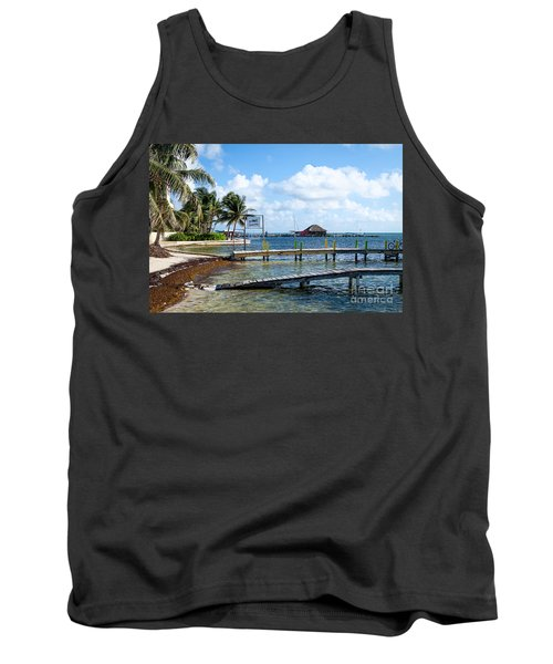 Shoreline Tank Top by Lawrence Burry