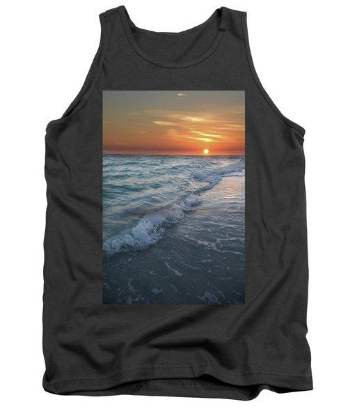 Shoreline Sunset Tank Top
