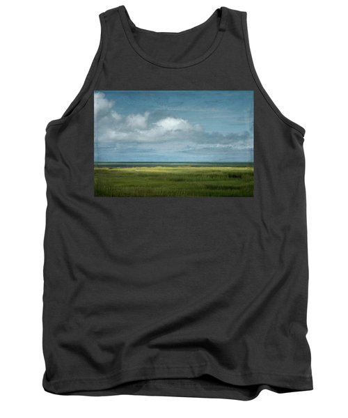 Short Wharf Creek 5 Tank Top
