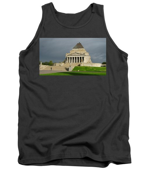 Shrine Of Remembrance Tank Top