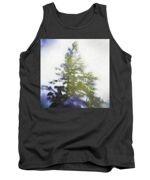 Sierra Book Pines Tank Top