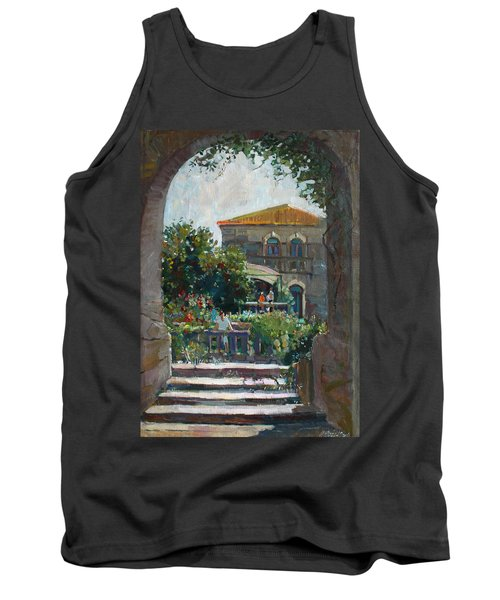 Siesta Time Tank Top