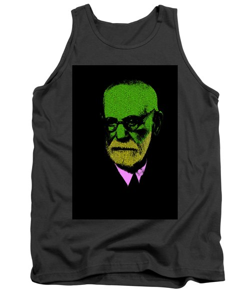 Sigmund Freud Tank Top