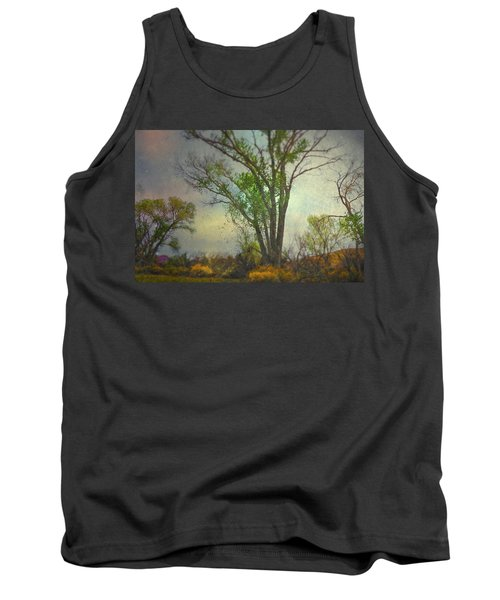 Signs  Tank Top by Mark Ross