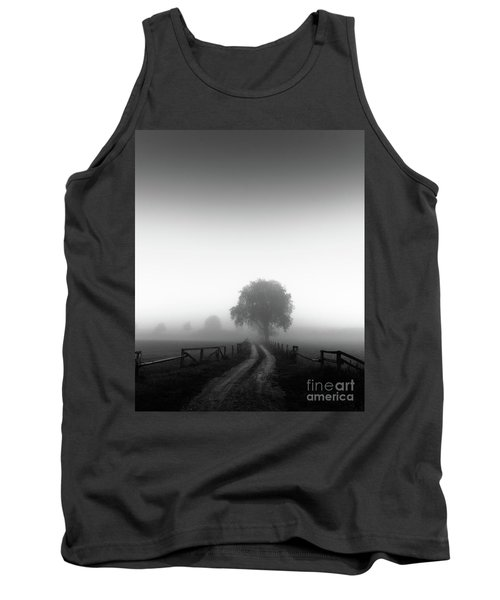 Silent Morning  Tank Top by Franziskus Pfleghart