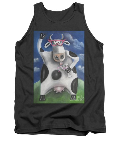 Silly Cow Tank Top