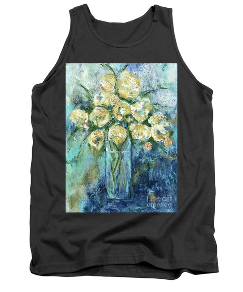 Silly Love Songs Tank Top by Kirsten Reed