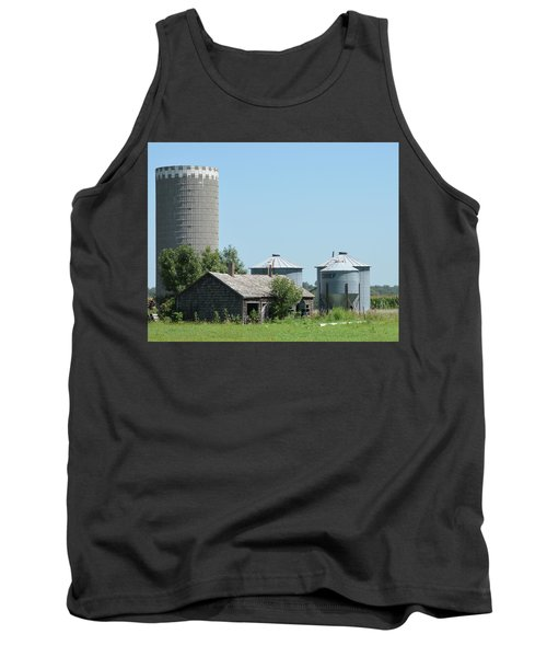 Silo And Bins Tank Top
