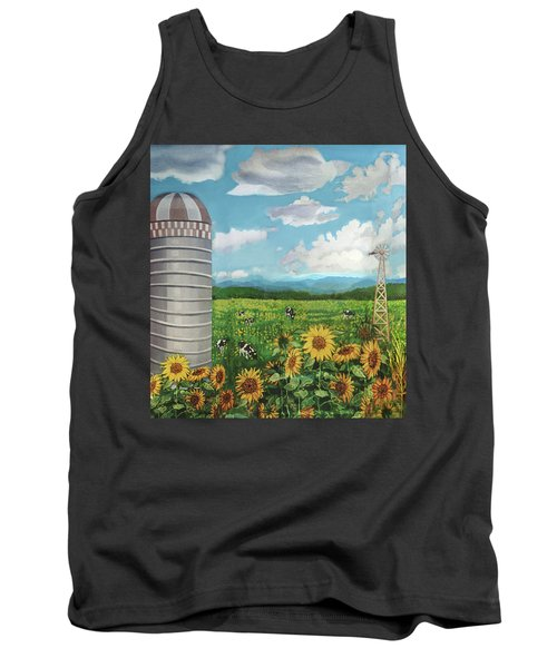 Silo Farm Tank Top
