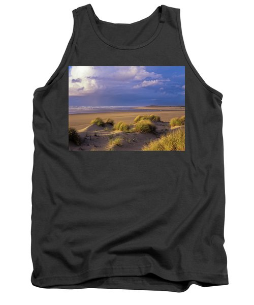 Siltcoos River Mouth Tank Top