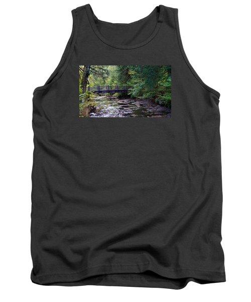 Silver Creek Falls #38 Tank Top