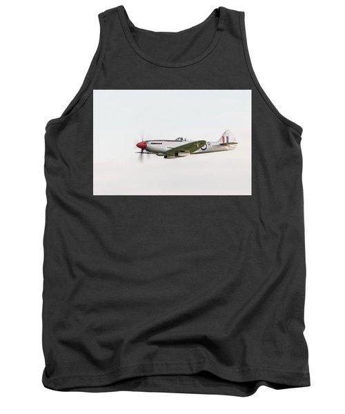 Silver Spitfire Fr Xviiie Tank Top