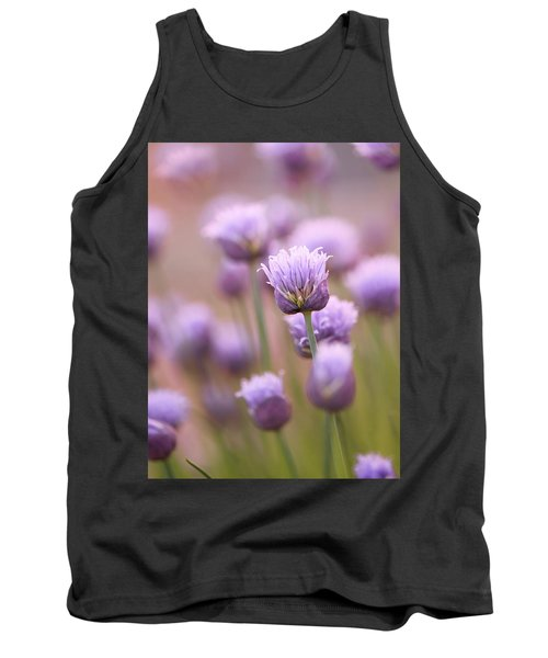 Simple Flowers Tank Top