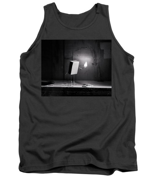 Simple Things - Light In The Dark Tank Top