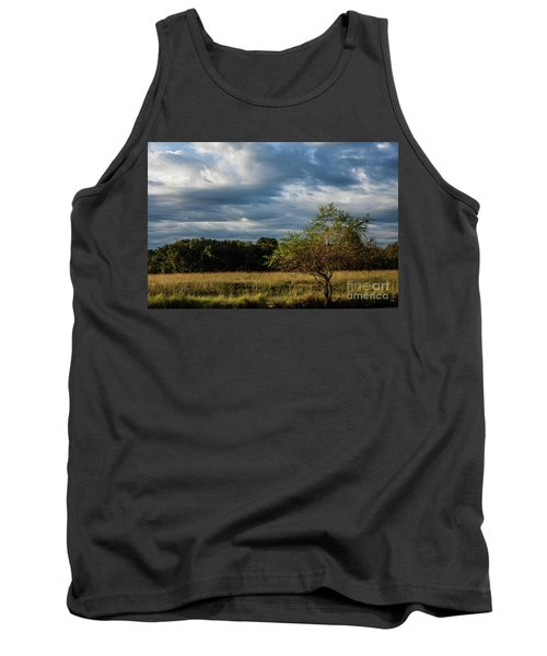 Tank Top featuring the photograph Simplicity by Iris Greenwell