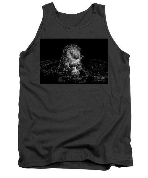 Simply Otter Tank Top