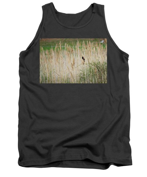 Tank Top featuring the photograph Sing For Spring by Bill Wakeley