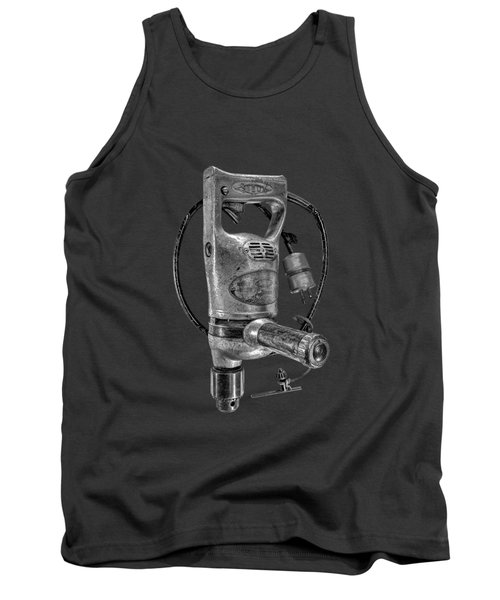 Sioux Drill Motor 1/2 Inch Bw Tank Top