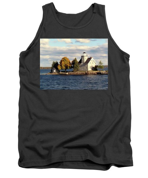 Sister Island Lighthouse Tank Top