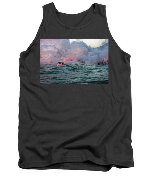 Tank Top featuring the photograph Six Pac by Jim Thompson