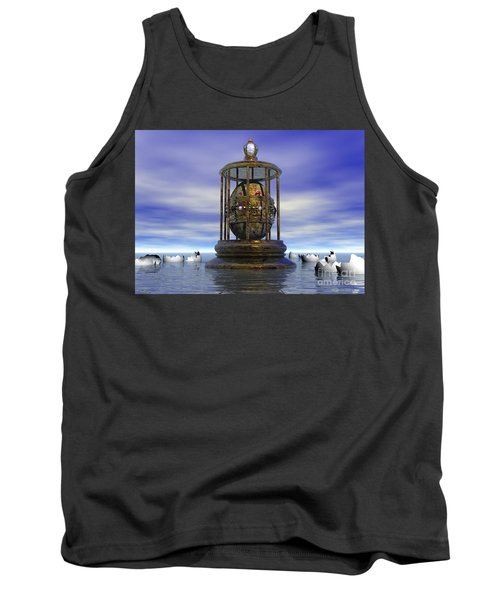Sixth Sense - Surrealism Tank Top