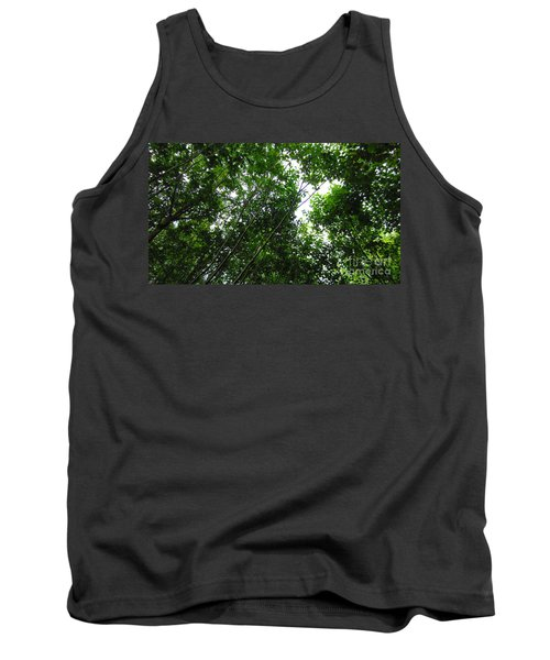 Skagway Green Tank Top