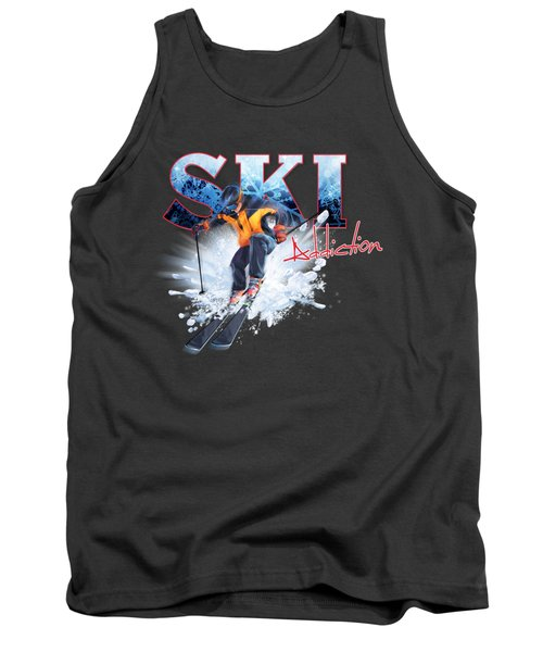 Ski Addiction Tank Top