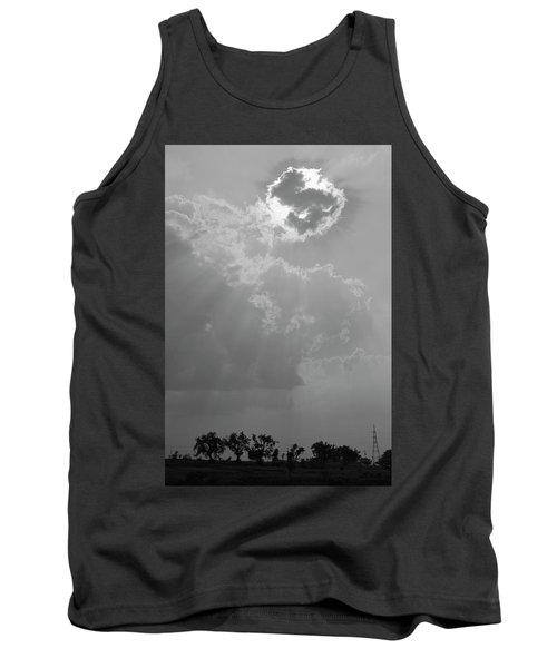 Skn 2170 Blessings Showered Tank Top